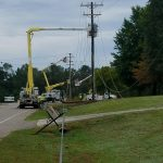 Severe Storms Cause Outages