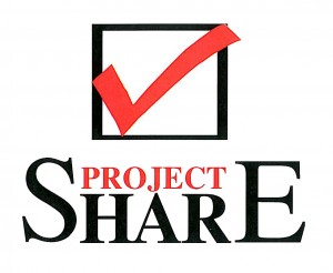 Project share logo clipping