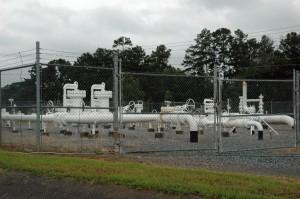 gas yard