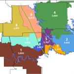 Board Redistricting Maps