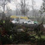 CAEC sent aid for Hurricane Michael Restoration