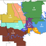Board Redistricting Maps